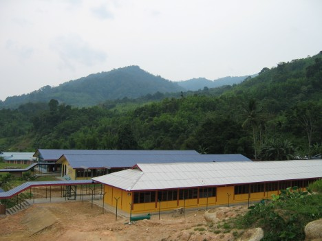 Pemandangan SK Lenjang lagi